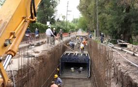 El plan hidráulico que lleva adelante el Municipio ya surte positivo efecto