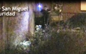 Gracias a las cámaras de seguridad, se evitó el robo a un Kiosco en la estación de San Miguel