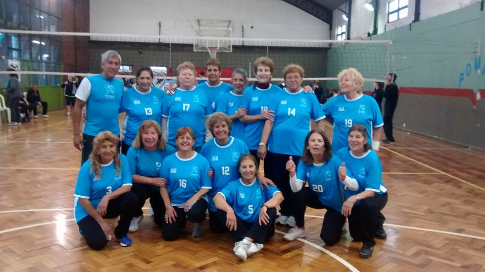 voley adaptado