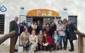 El Municipio intercambia experiencias con Uruguay en materia de Primera Infancia