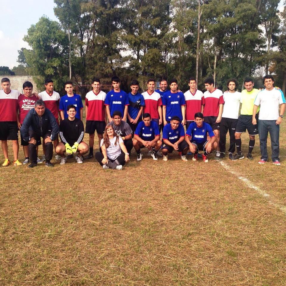 liga futbol escolar