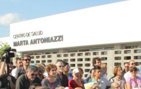 El centro Antoniazzi suma nuevo día de atención