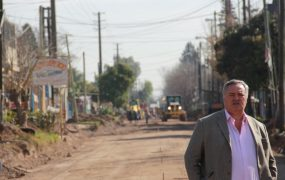 Avanza el desarrollo en el oeste del distrito y crece la Ciudad de Santa María