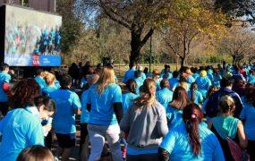 Más de 600 participantes formaron parte de la maratón