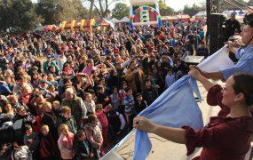 Grandes festejos en Ciudad Santa María y en Bella Vista