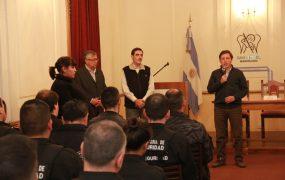 Egresaron 50 nuevos agentes de la Policía Municipal de San Miguel