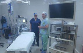 El Hospital Larcade suma una torre de laparoscopia que dará más calidad a las cirugías