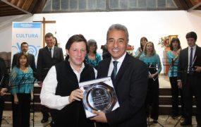 El Intendente participó del 40° aniversario del Coro de Cámara Bella Vista