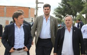Burzaco, De la Torre y Méndez supervisaron en San Miguel un megaoperativo de Seguridad