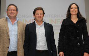 La ministra Stanley cerró el Congreso de Primera Infancia en San Miguel