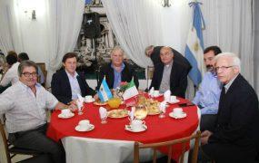 Jaime Méndez presentó la Dirección de Colectividades de San Miguel
