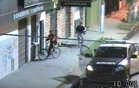 Atrapan a dos ladrones de bicicletas gracias a las cámaras de San Miguel