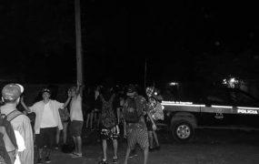 Urban Street: clausuran fiesta  clandestina