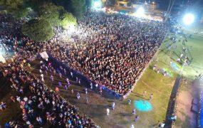 Festejos de carnaval en El Colibrí