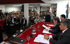 Inicio de sesiones ordinarias en el HCD de San Miguel