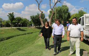 Renovación del arroyo Los Berros