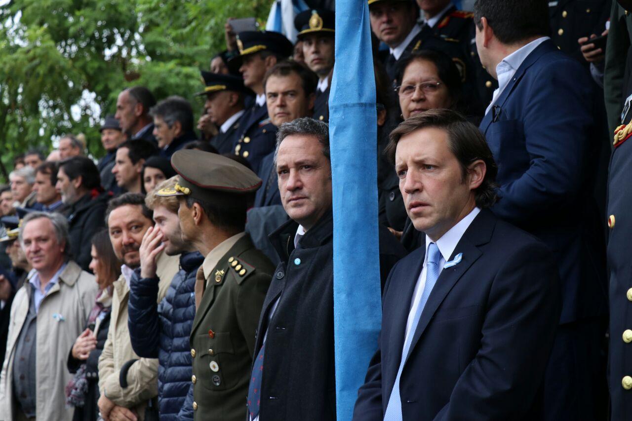 Gran desfile cívico-militar del 25 de Mayo