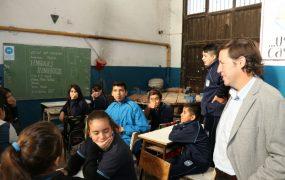 Nuevas aulas y refacciones en escuelas y jardines