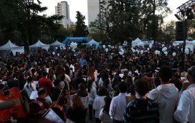 La Plaza de las Carretas en el cierre de AnimArte
