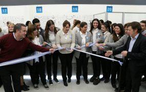 Jaime Méndez inauguró la remodelación del Salón Belgrano