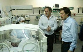 Bajó la mortalidad infantil en San Miguel