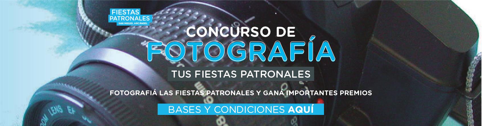 Concurso de fotografía patronales 2017