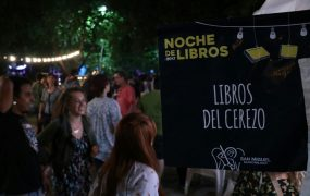 La Noche de Libros, un éxito cultural