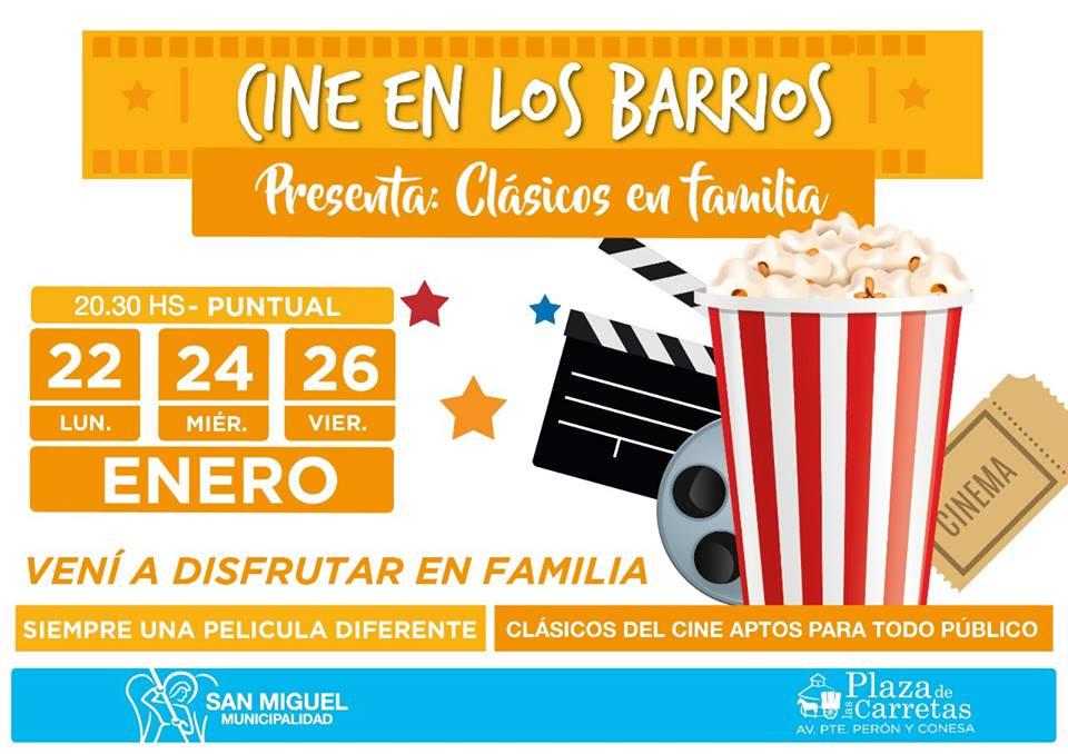 Cine En Los Barrios