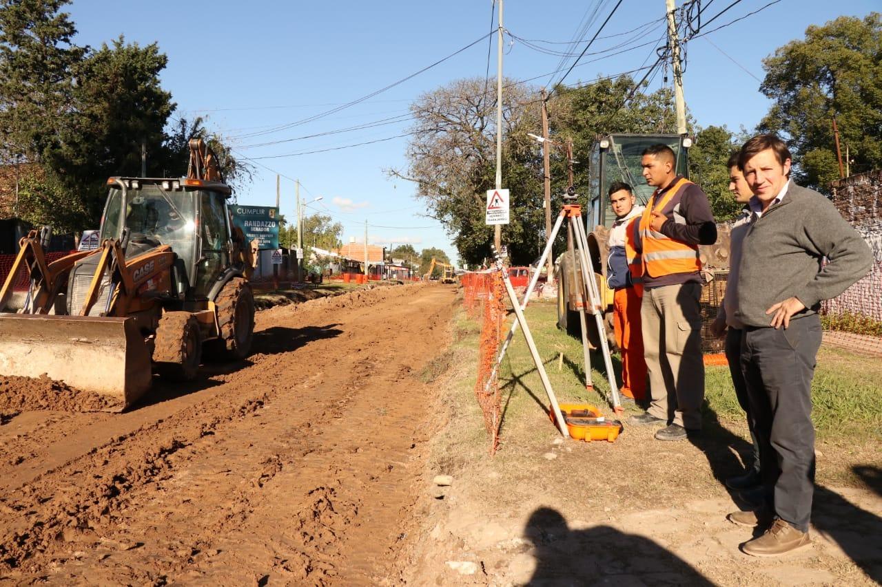 Nuevas obras en Ciudad Santa María