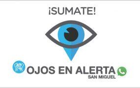 """Más casos resueltos con """"Ojos en Alerta"""""""