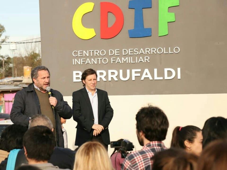 Nuevo CDIF Barrufaldi