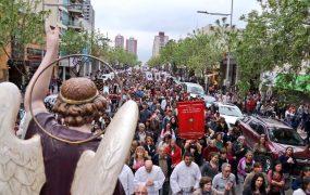 Más de 10 mil vecinos participaron del cierre de las Fiestas Patronales