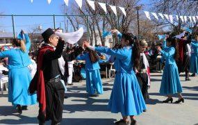 San Miguel: se inauguró la puesta en valor de la plaza de Trujui