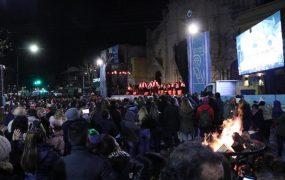 San Miguel celebró el Día de la Independencia con una gran vigilia en la Catedral
