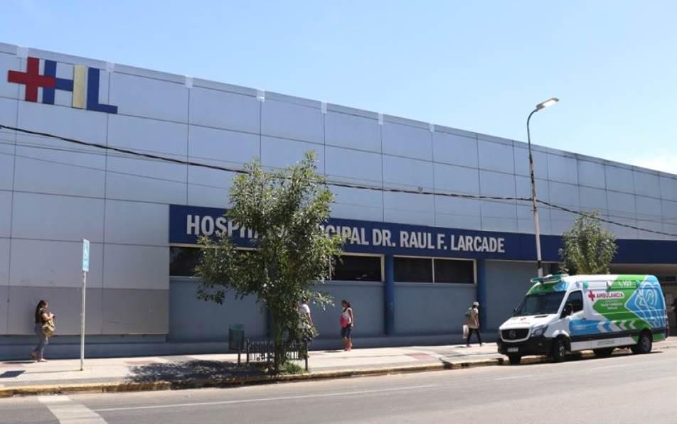 Avanza la obra de la maternidad del Hospital Larcade