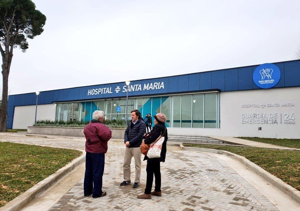 Nuevo Hospital Santa María