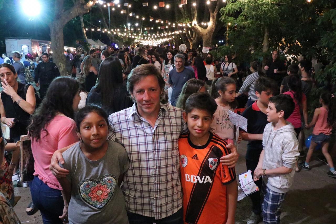 """Se viene la 6° edición de la """"Noche de Libros"""" en San Miguel"""