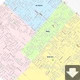 Mapa de Localidades